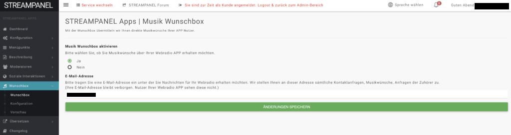 Android Apps: Wunschboxen wurden aktiviert